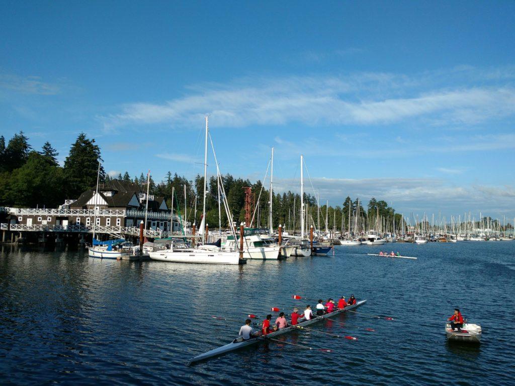 Stanley Park Rowing Club