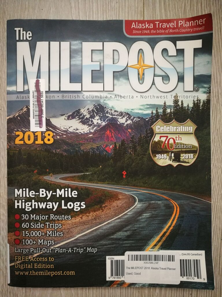 Image of the Mile Post