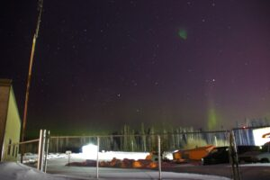Northern Lights Fort Nelson