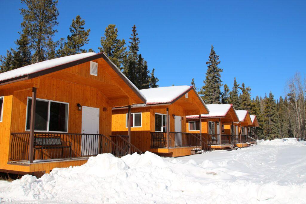 Cabins at Northern Rockies Lodge