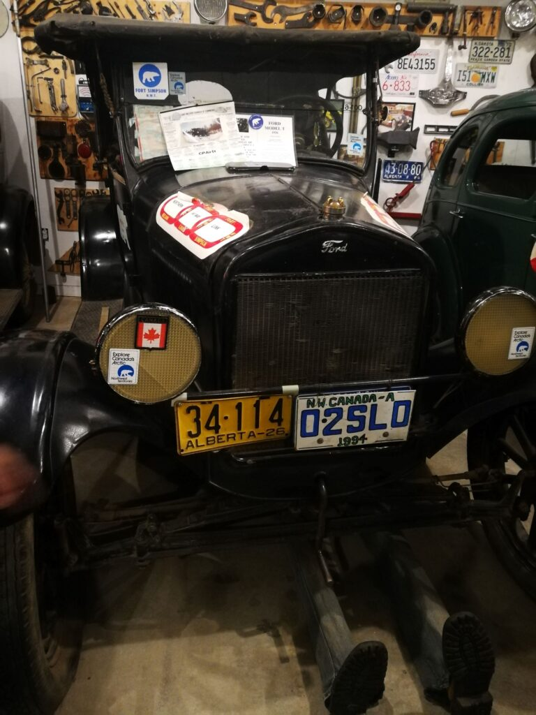 Antique Ford Model T 1929