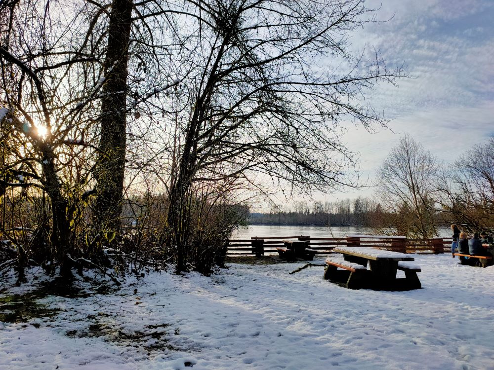 Another picnic area