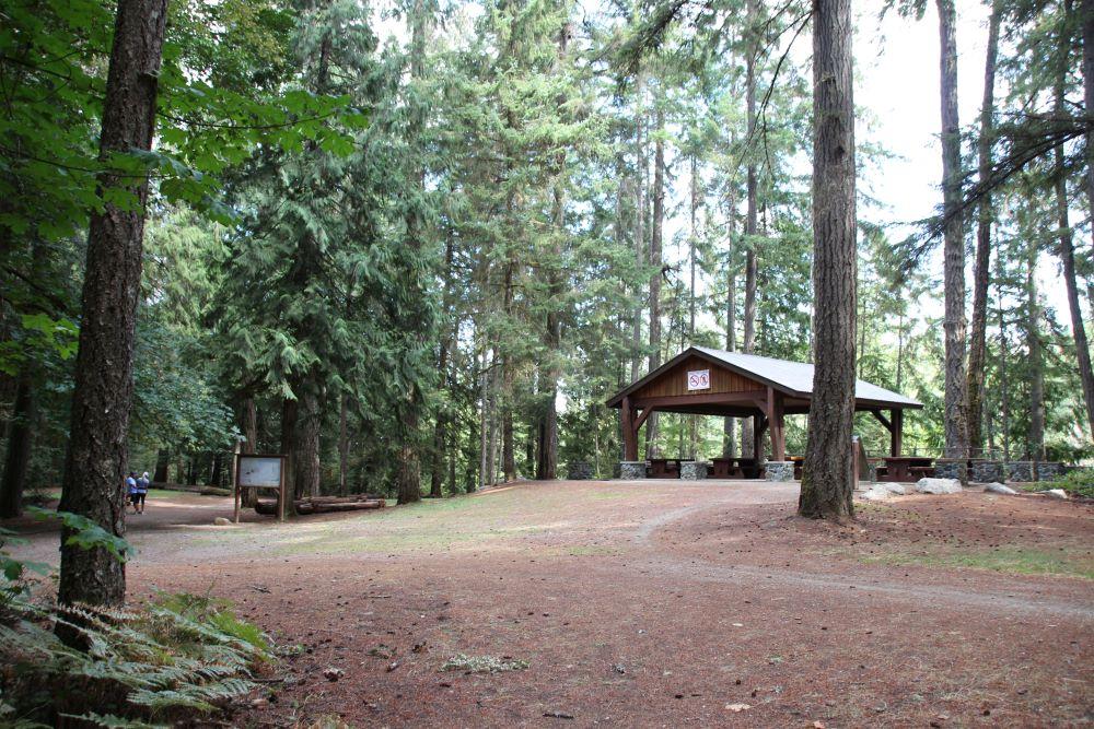 Englishman River Park picnic area